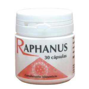 herbolario online raphanus 30